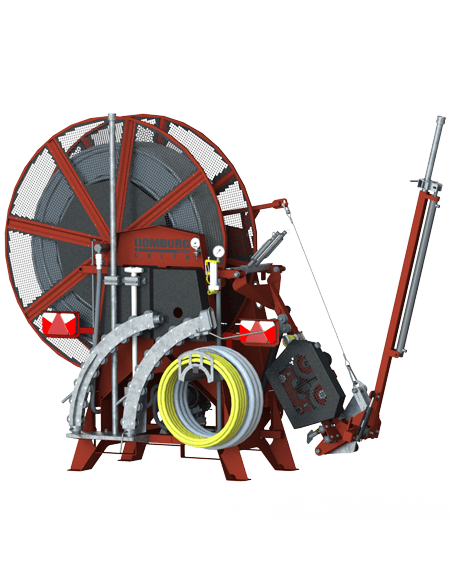 A drain jetter is the water drainage solution for clogged drainage of land drainage systems.