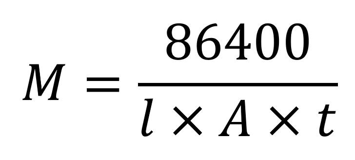 formule drainage doorloop