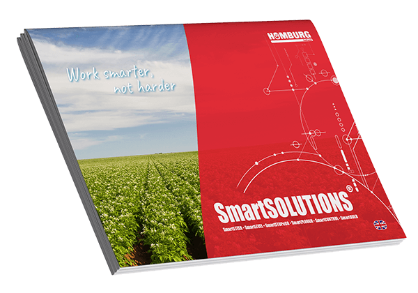 SmartSOLUTIONS brochure - the future of farming: work smarter not harder